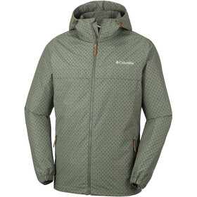 Columbia Jones Ridge Jacket Men Mosstone Print
